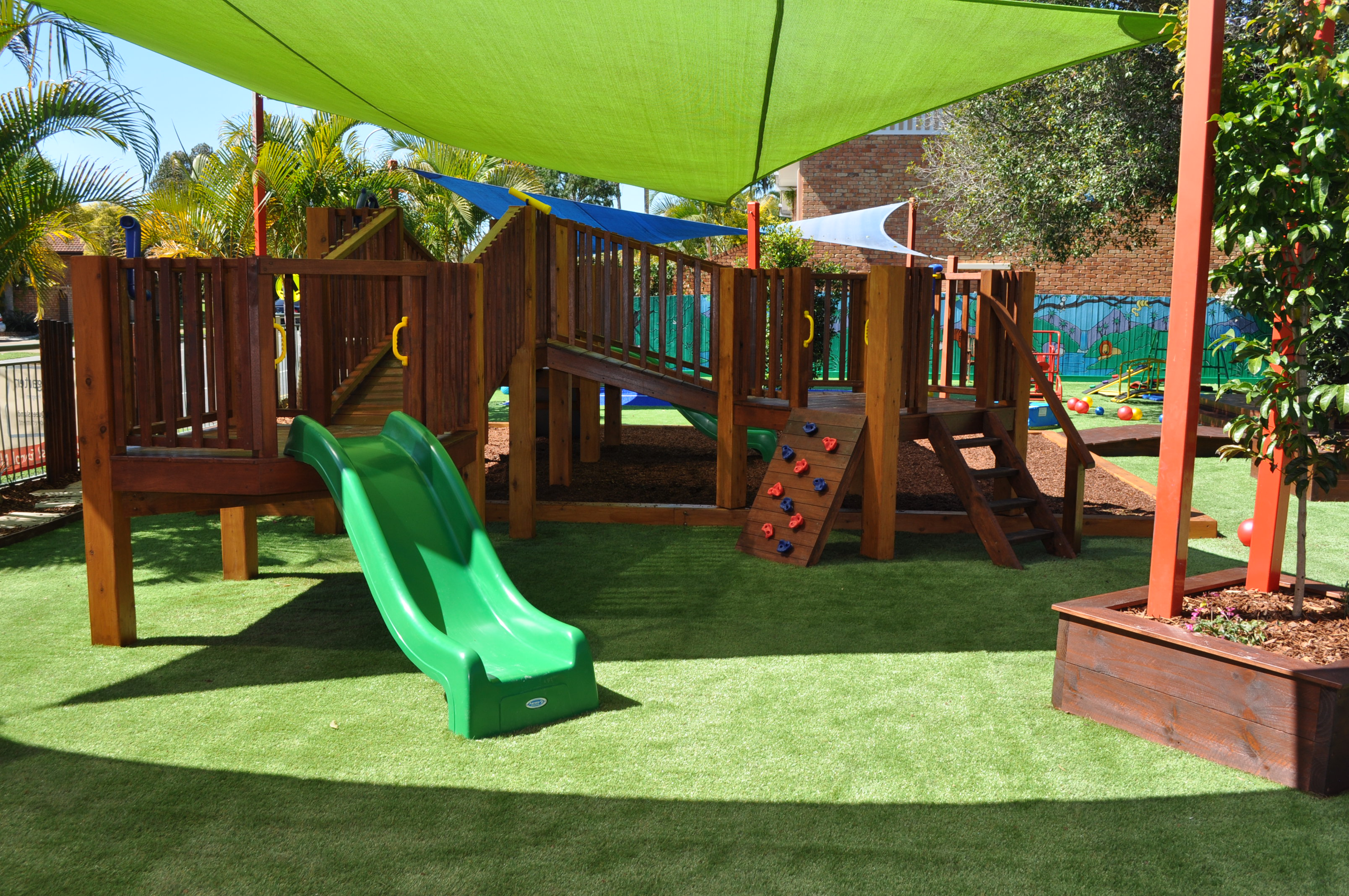 Mermaid Waters Childcare Centre Fort