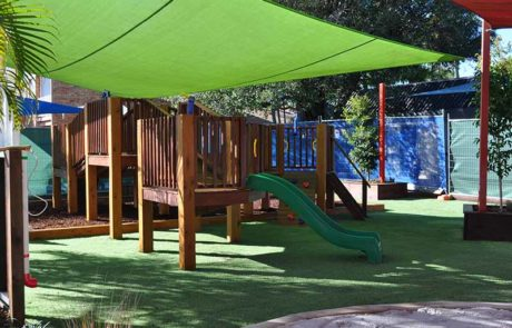 Mermaid Waters Childcare Centre Makeover Playground