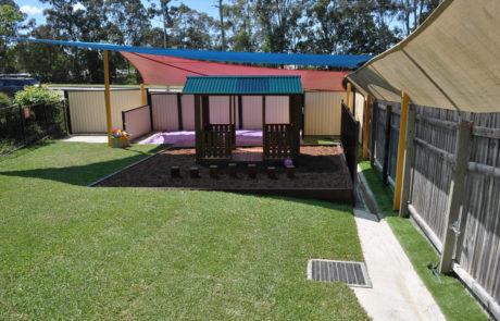 Gold Coast Childcare Centre Playground Upgrade