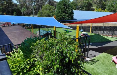 Gold Coast Childcare Centre Playground