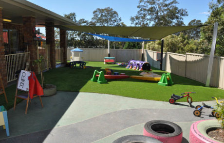 Gold Coast Childcare Centre Playground Upgrade