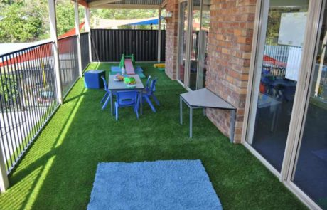 Gold Coast Childcare Centre Playground Upgrade Balcony