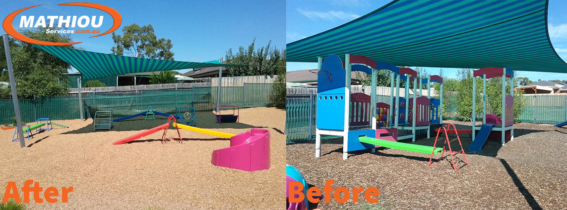 Affinity Education Group National Refresh Program Darley Before After