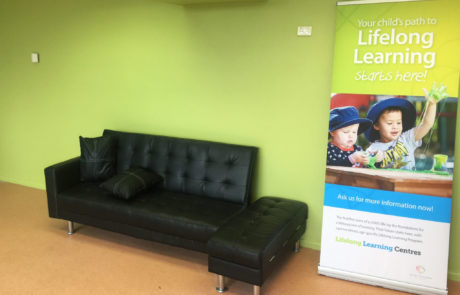 Early Learning North Strathfield Centre Interior Fit Out