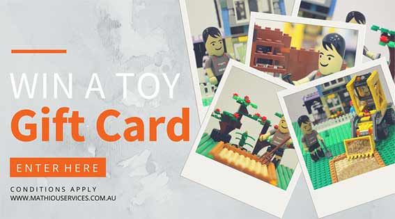 Win A Toy Gift Card For Your Centre With Mathiou Services