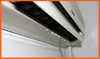 Commercial air-con service repairs