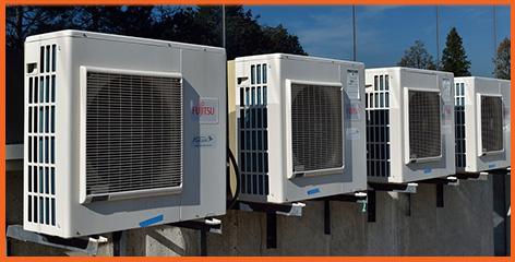 Commercial air con services