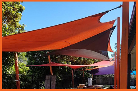 Shade Sail installment or upgrade