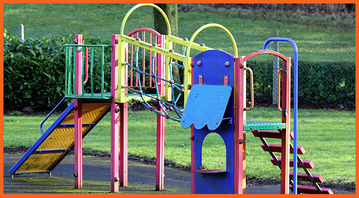 Why regular playground maintenance is something you should look at Community Playground  playground maintenance playground