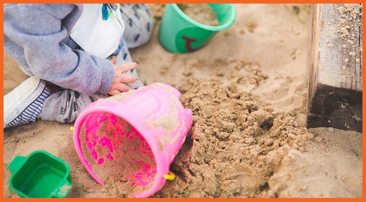 Commercial Sandpit