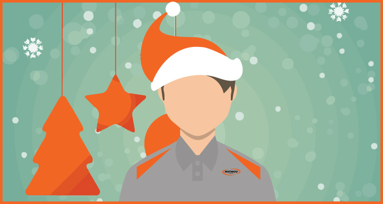 Mathiou Services Maintenance -christmas