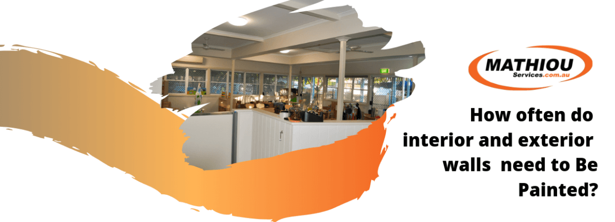 How Often Do Interior And Exterior Walls Need To Be Painted? Bits and Pieces Community Painting and Decorating Services  Painting and Decoration painting interior paint exterior paint