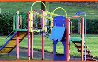 Playground needs maintenance