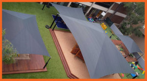 Why shade sails are so important for your centre v1
