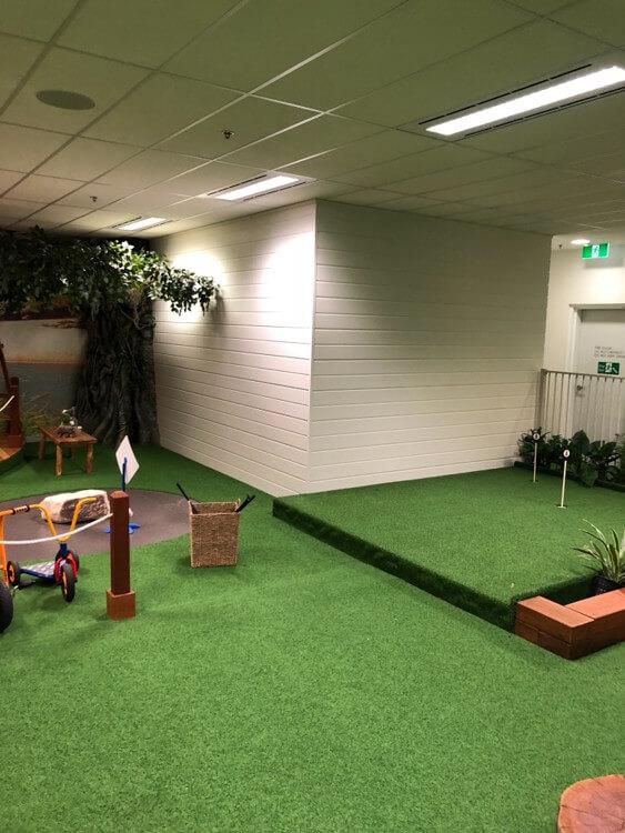 Childcare Brisbane Interior Make Over