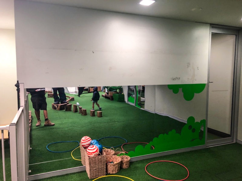 Childcare Brisbane Interior Make Over