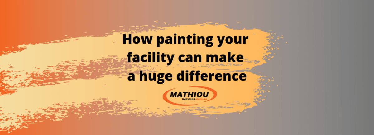 How painting your facility can make a huge difference Community Painting and Decorating Services  Painting and Decoration painting