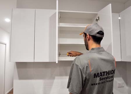 Mathiou Services Commercial Property Maintenance Worker