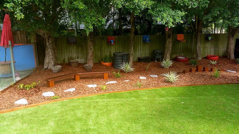 Stepping stone- sensory garden-gardening- landscaping