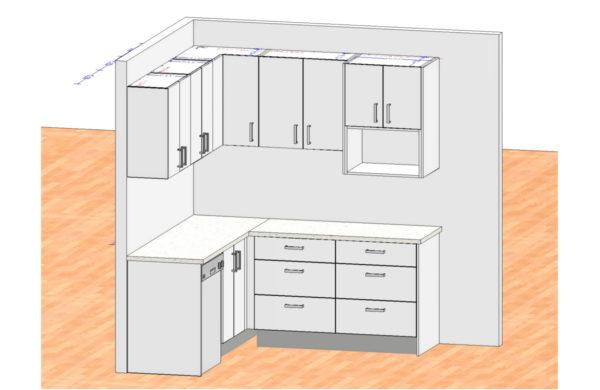 Burleigh Kitchen designe