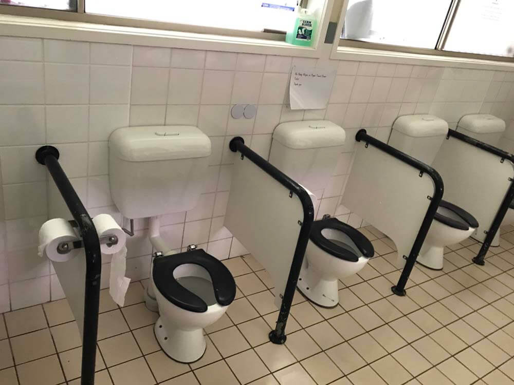 Aussie Kindies Early Learning Centre Toilet Upgrade