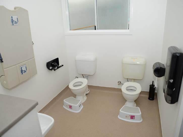 Cubbycare bathroom
