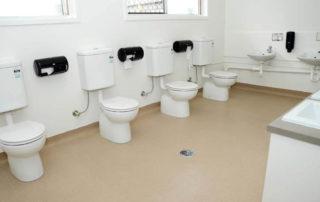 Cubby care bathroom upgrade