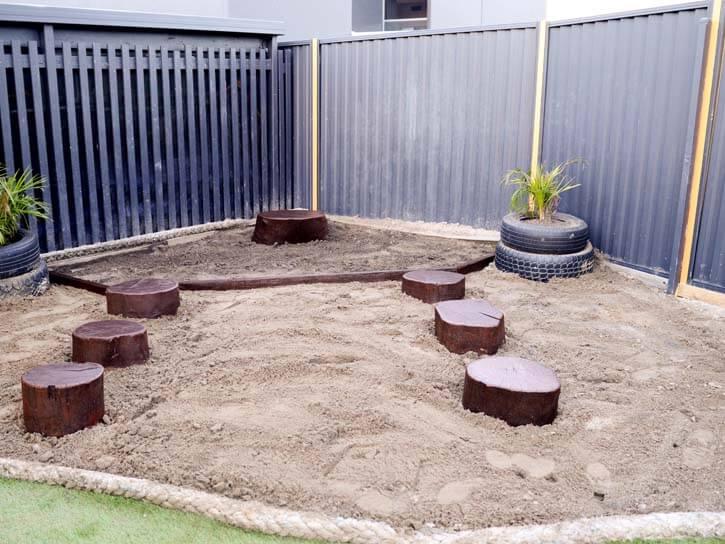 Cubbycare playground