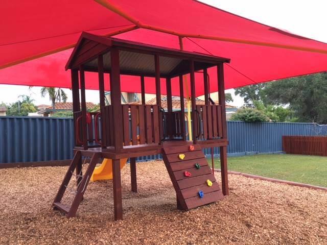 Forts build playground upgrade