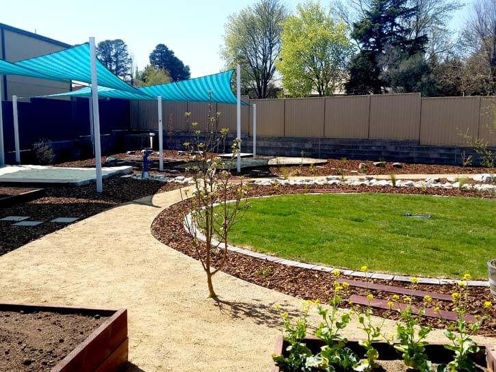 Kelso Childcare Centre Playground Playground Upgrade
