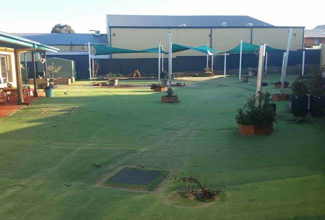Childcare Centre Upgrade in Glenella Building and Construction Services  upgrades makeover childcare centre