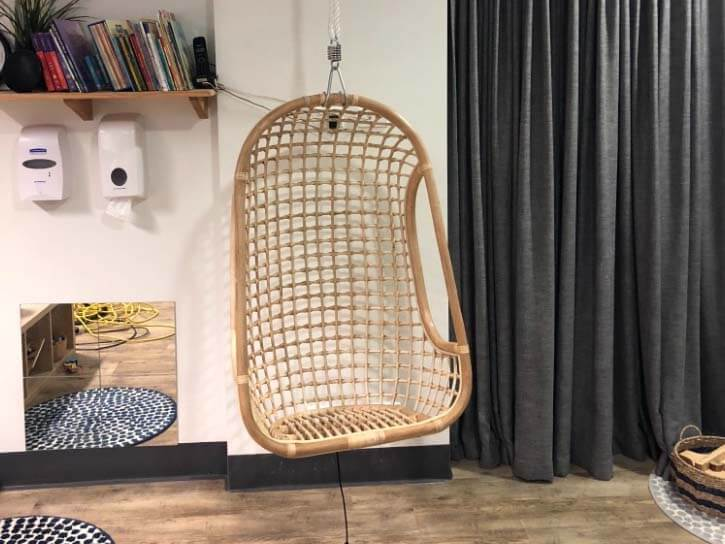 Little Scholars Hanging Chair