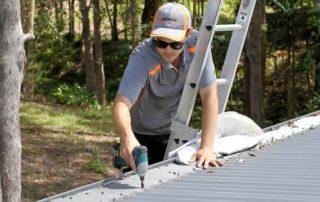 roof repair and maintenance