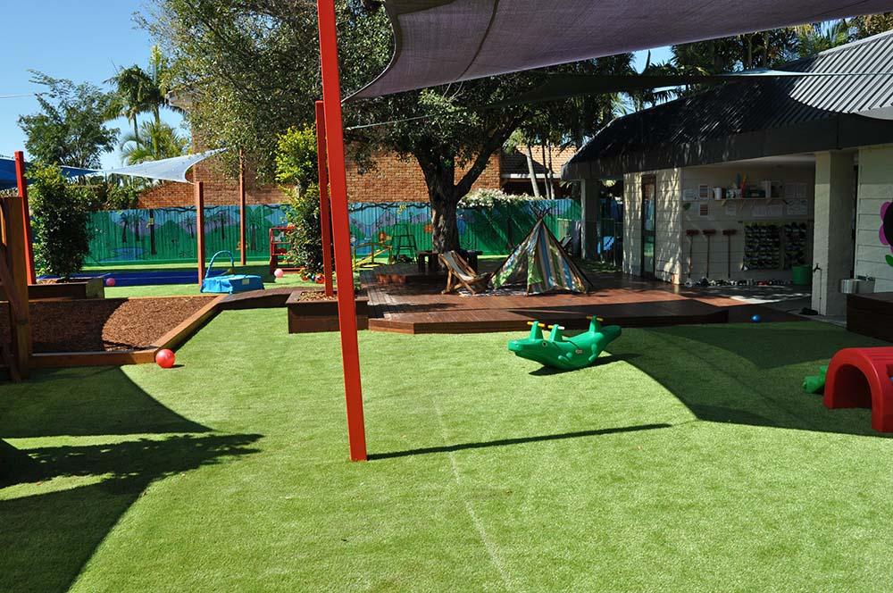 Playground development