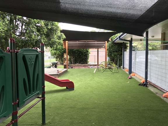 Aussie kindies early learning centre upgrade