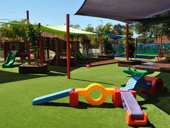 Childcare Centers Playground Development