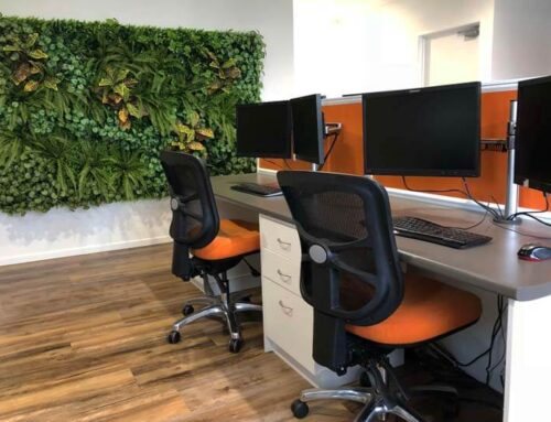 SEQ Head Office factory fit-out