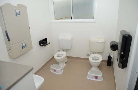 After Image of Mathious Plumbing Bathroom rennovation Project
