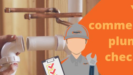 Your Commercial plumber checklist