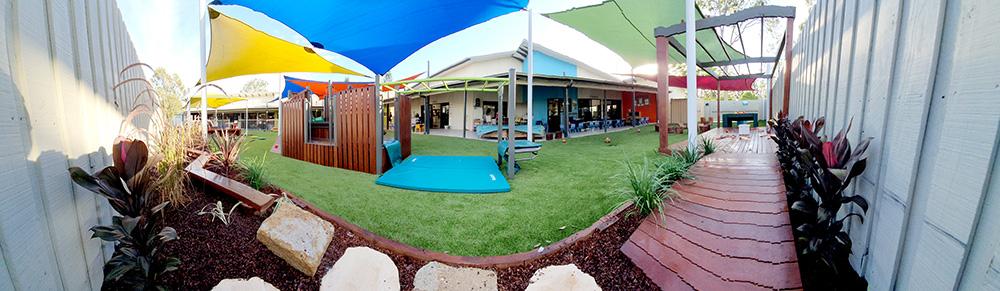 Stretton Playground -pano1