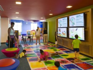 Childcare-laminate-picture-floor