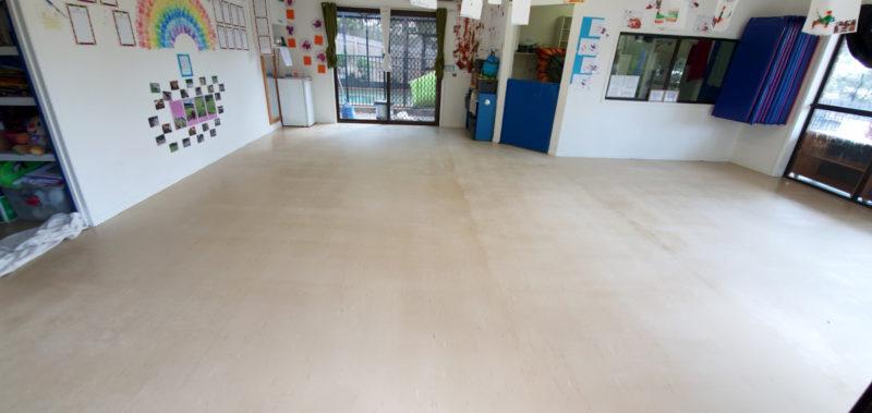 Childcare Centre Vinyl floor