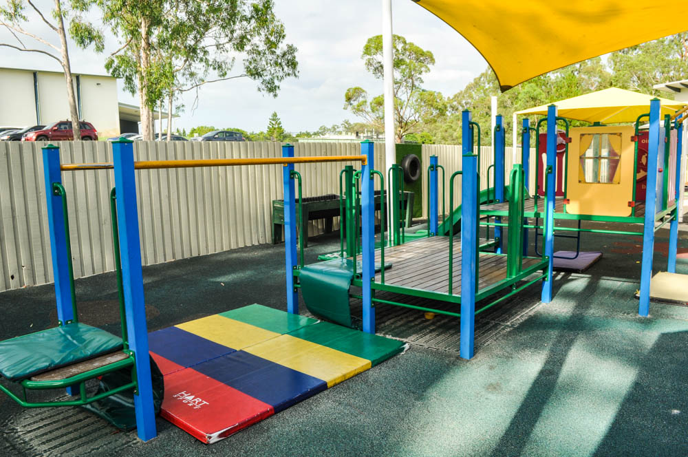 Playground Upgrade