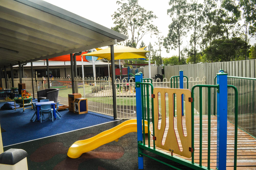 Stretton Early Learning Centre playground
