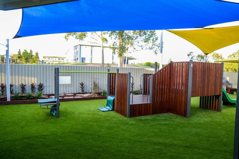 Stretton Playground Fort Upgrade
