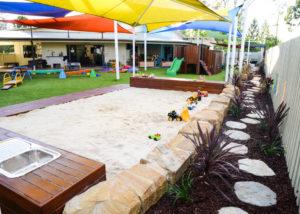 Childcare Playground Upgrade