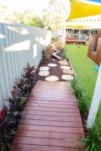 Stretton Early Learning Centre Fort path Upgrade