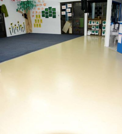 Childcare Centre Vinyl Flooring