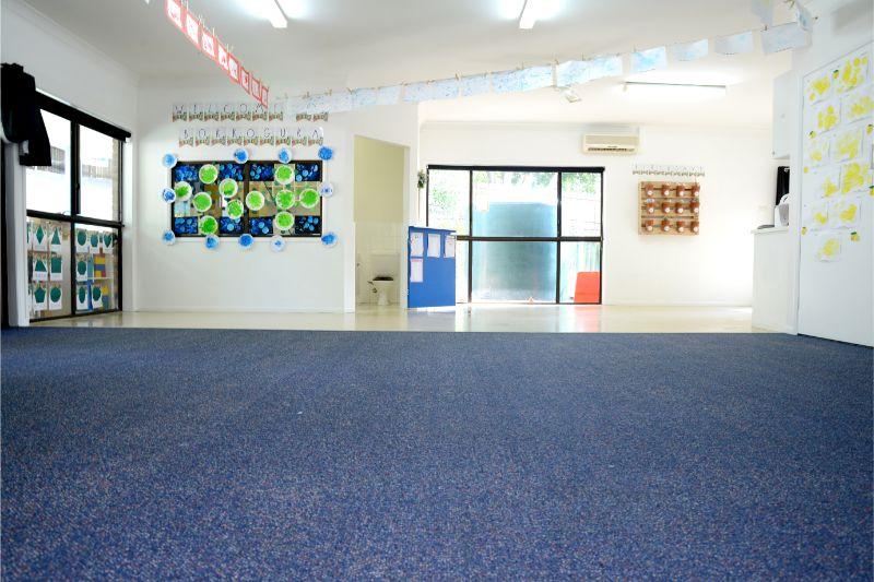 Childcare Centre Vinyl Flooring and Carpet Clean