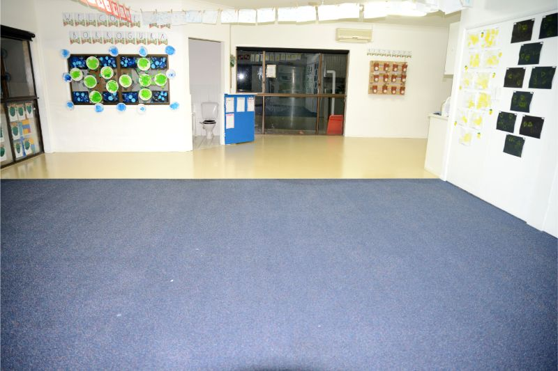 Childcare Centre After Vinyl Flooring and Carpet Clean